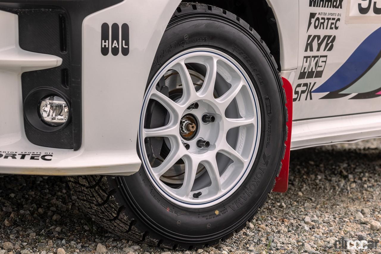 「ウェッズスポーツから「TC105X GRAVEL」登場。悪路でのタフな走りに適したグラベル専用ホイール!」の6枚目の画像