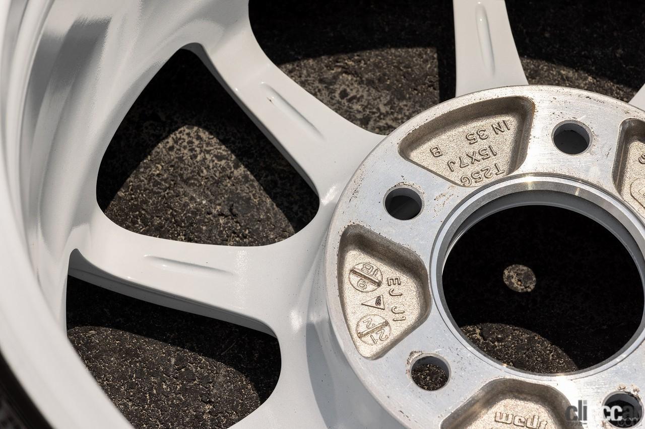 「ウェッズスポーツから「TC105X GRAVEL」登場。悪路でのタフな走りに適したグラベル専用ホイール!」の10枚目の画像