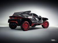 ダカールラリーに100%電動駆動の「Audi RS Q e-tron」で挑むアウディ - Audi_RS_Q_e-tron_Dakar_Rally_20210730_2