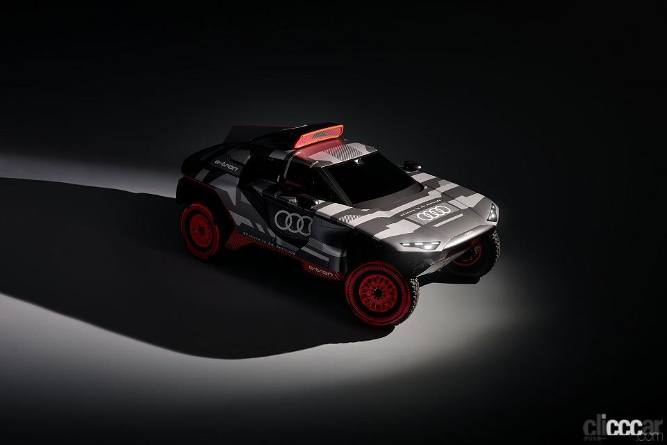 「ダカールラリーに100%電動駆動の「Audi RS Q e-tron」で挑むアウディ」の3枚目の画像