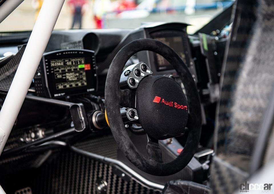 「ダカールラリーに100%電動駆動の「Audi RS Q e-tron」で挑むアウディ」の7枚目の画像