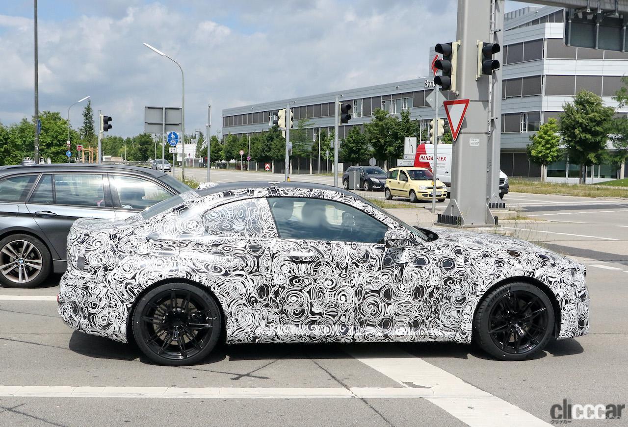 「新型BMW・M2は、2シリーズとは異なる専用の湾曲ディプレイを採用か?」の8枚目の画像