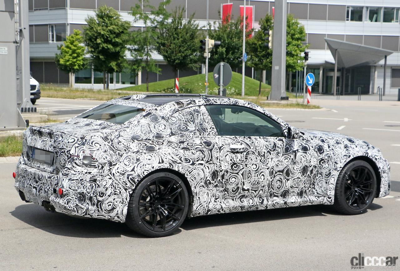 「新型BMW・M2は、2シリーズとは異なる専用の湾曲ディプレイを採用か?」の9枚目の画像