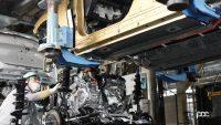 新型アクアも「東北復興の星」の想いを胸に、トヨタ自動車東日本の岩手工場でラインオフ - TOYOTA_AQUA_20210730_1