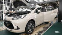 新型アクアも「東北復興の星」の想いを胸に、トヨタ自動車東日本の岩手工場でラインオフ - TOYOTA_AQUA_20210730_4