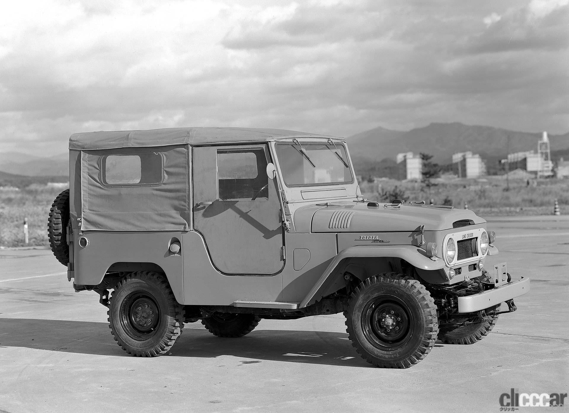 トヨタが「40系」ランドクルーザーの復刻パーツの販売を2022年の初め頃から開始へ