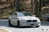新型BMW・M2、専用グリルが初露出。登場は2022年後半? - BMW M2 open grille 1