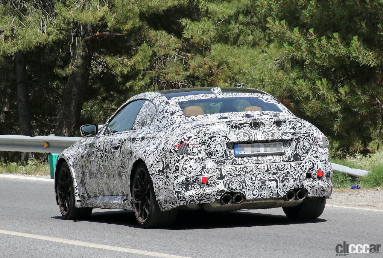 「新型BMW・M2、専用グリルが初露出。登場は2022年後半?」の12枚目の画像