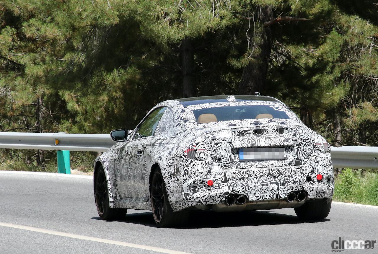 「新型BMW・M2、専用グリルが初露出。登場は2022年後半?」の13枚目の画像