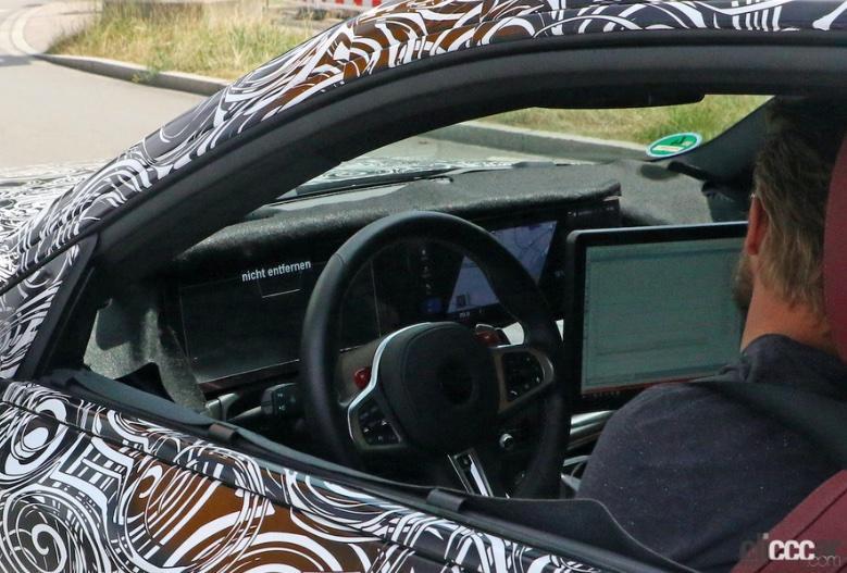 「新型BMW・M2、専用グリルが初露出。登場は2022年後半?」の14枚目の画像