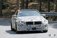 新型BMW・M2、専用グリルが初露出。登場は2022年後半? - BMW M2 open grille 2