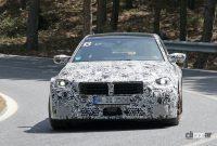 新型BMW・M2、専用グリルが初露出。登場は2022年後半? - BMW M2 open grille 5
