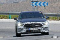 メルセデス・ベンツ Aクラス改良型は新ヘッドライト、グリルとバンパーを装備でCクラス風に - Mercedes A Class facelift 12