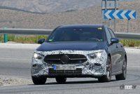 メルセデス・ベンツ Aクラス改良型は新ヘッドライト、グリルとバンパーを装備でCクラス風に - Mercedes A Class facelift 13