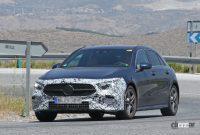 メルセデス・ベンツ Aクラス改良型は新ヘッドライト、グリルとバンパーを装備でCクラス風に - Mercedes A Class facelift 14