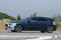 メルセデス・ベンツ Aクラス改良型は新ヘッドライト、グリルとバンパーを装備でCクラス風に - Mercedes A Class facelift 17