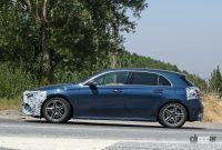 メルセデス・ベンツ Aクラス改良型は新ヘッドライト、グリルとバンパーを装備でCクラス風に - Mercedes A Class facelift 18