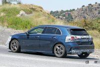 メルセデス・ベンツ Aクラス改良型は新ヘッドライト、グリルとバンパーを装備でCクラス風に - Mercedes A Class facelift 19
