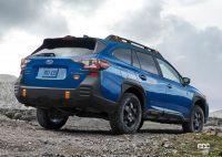 スバル「ウィルダネス」第2弾はフォレスター。近日発表か!? - Subaru-Outback_Wilderness-2022-1280-0a