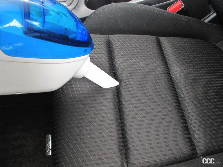 車内のカビ・ダニ対策