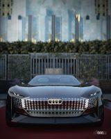 未来のアウディデザインとテクノロジーを示唆するコンセプト「Audi skysphere concept(アウディ スカイスフィア)」は、可変式ホイールベースを採用 - Audi_skysphere_concept_20210811_4