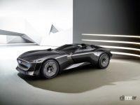 未来のアウディデザインとテクノロジーを示唆するコンセプト「Audi skysphere concept(アウディ スカイスフィア)」は、可変式ホイールベースを採用 - Audi_skysphere_concept_20210811_8