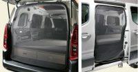 シトロエン・ベルランゴ/プジョー・リフター向けにアウトドアや車中泊を快適にする「CAMP STAR」が設定 - Whitehouse_campingcar_item_20210811_6