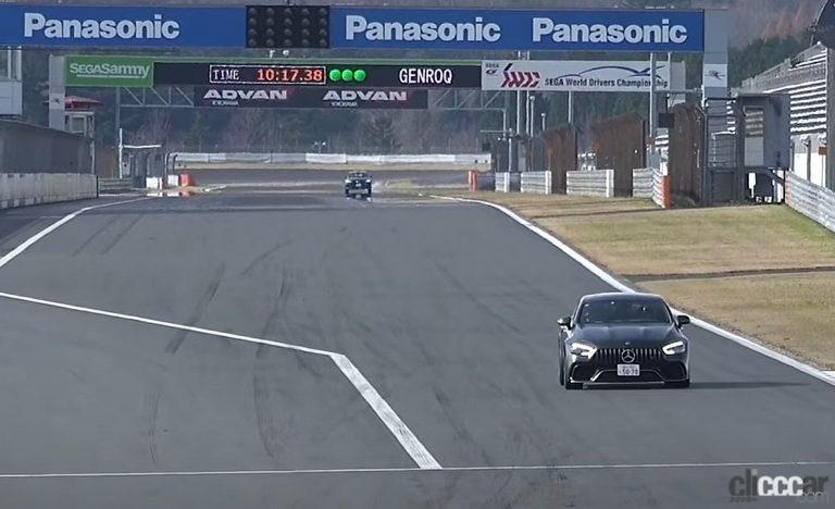 メルセデスAMG GT63 S 4マチック+