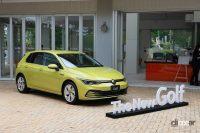 新型フォルクスワーゲン・ゴルフに乗って飯田裕子は思った。デジタル化&電動化が進んでも「みんゴル」は健在! - volkswagen_golf_8th_yuko_iida_01