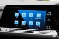 新型フォルクスワーゲン・ゴルフに乗って飯田裕子は思った。デジタル化&電動化が進んでも「みんゴル」は健在! - volkswagen_golf_8th_yuko_iida_05