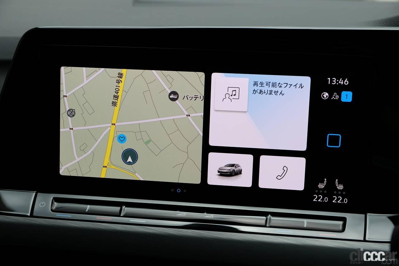 「新型フォルクスワーゲン・ゴルフに乗って飯田裕子は思った。デジタル化&電動化が進んでも「みんゴル」は健在!」の6枚目の画像