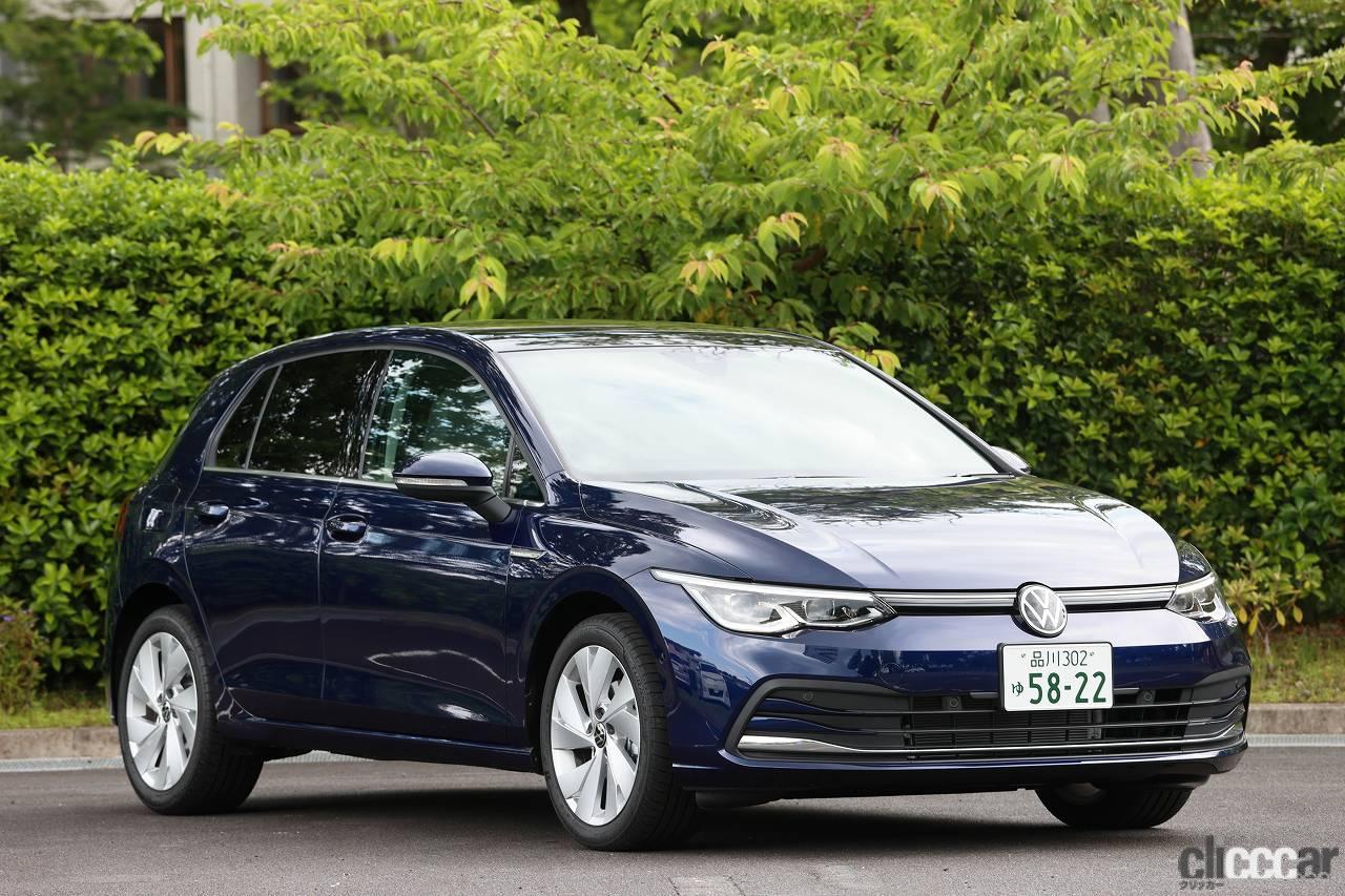 「新型フォルクスワーゲン・ゴルフに乗って飯田裕子は思った。デジタル化&電動化が進んでも「みんゴル」は健在!」の10枚目の画像