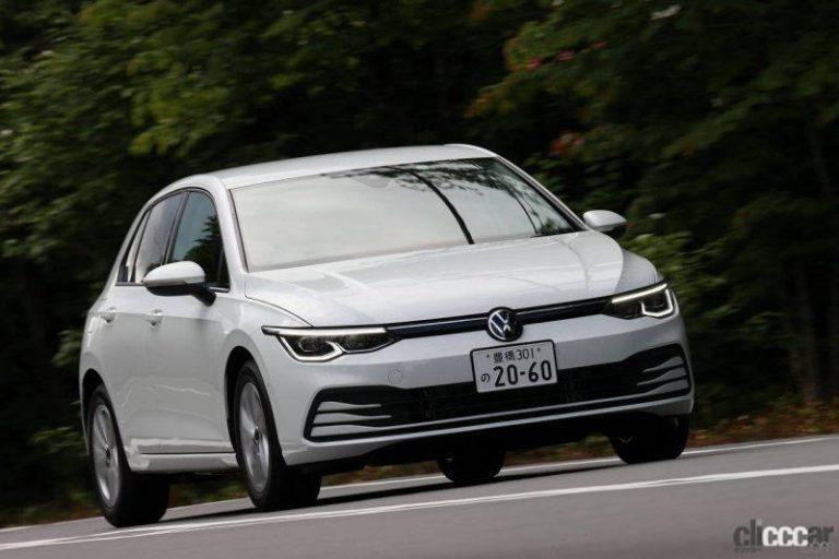 新型フォルクスワーゲン・ゴルフに乗って飯田裕子は思った。デジタル化&電動化が進んでも「みんゴル」は健在!