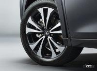 """レクサス「UX」が一部改良を実施。スポーティでスタイリッシュな特別仕様車""""F SPORT Style Blue""""、""""Elegant Black""""も発売 - Lexus_UX_20210819_9"""