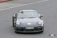 レトロなダックテールスポイラーを持つポルシェ「911スポーツクラシック」、パワーは473馬力か? - Porsche 911 Sport Classic 4