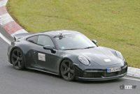 レトロなダックテールスポイラーを持つポルシェ「911スポーツクラシック」、パワーは473馬力か? - Porsche 911 Sport Classic 7