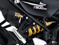 ネオクラシックモデルのカワサキZ900RSにハイグレードのSE登場