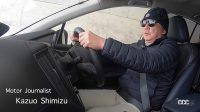 清水和夫からの残暑見舞い!「スバルXV」の極寒雪道ドライブを見て暑さを乗り切れ! - KazuoShimizu_subaru_xv_05