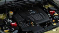 スバルXVのエンジン