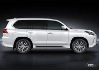 公開間近! レクサス「LX600」次期型、テールライトは新型NXと同じ? - Lexus-LX_570-2016-1280-0c
