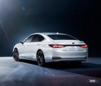 """レクサスのFFミドルサイズセダン・ESがマイナーチェンジ。""""F SPORT""""に搭載されたリニアソレノイド式の「AVS」とは? - Lexus_ES_20210827_2"""