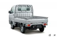 荷物が積みおろししやすく、運転しやすい。三菱ミニキャブ トラックが先進安全装備を強化 - MITSUBISHI_minicab_truck_20210827_2