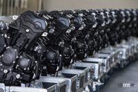 名門トライアンフ、MotoGPの登竜門となる「Moto2」向け3気筒エンジンを継続供給 - triumph_moto2_eg_2
