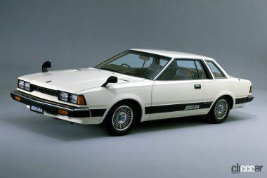 歴代シルビアの中でも高い人気を誇った1979年発売の3代目シルビア