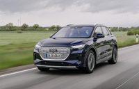 アウディAGの一般社員が「Audi Q4 40 e-tron」に試乗して感じた本音とは? - Audi Q4 40 e-tron_20210830_1