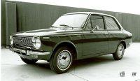 フロントマスクは国内専用!クロスシリーズ第2弾「カローラ クロス」は199.9万円から - 1969_Toyota_Corolla
