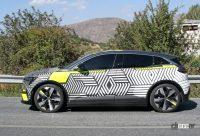 日産アリアの姉妹車が公開秒読み!ルノー「メガーヌE-TECH」市販型スクープ - Renault Megane E-Tech Electric 7