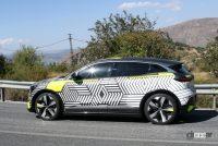 日産アリアの姉妹車が公開秒読み!ルノー「メガーヌE-TECH」市販型スクープ - Renault Megane E-Tech Electric 8