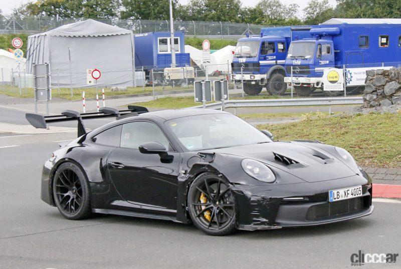 ポルシェ 911 GT3 RS_005