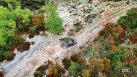 スバル初のEVクロスオーバー「ソルテラ」のティザーイメージが公開。トヨタ bZ4Xとの違いは? - subaru-solterra-roof